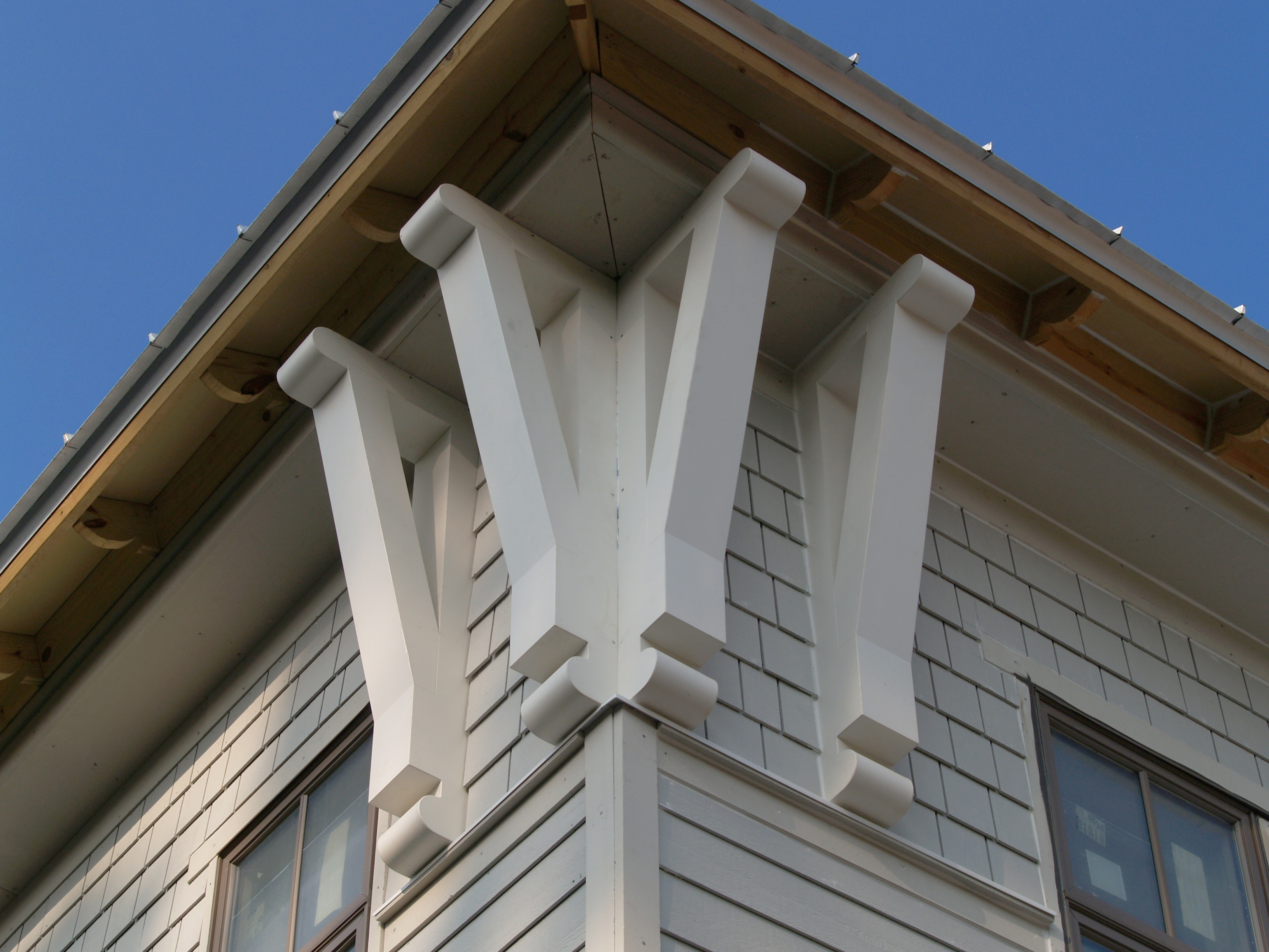 Durabrac architectural components providing insight and for Architectural corbels and brackets